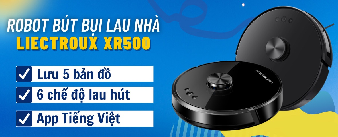 Robot Liectroux XR500